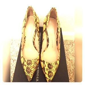 Versace 19v69 High Heels
